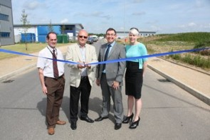 New £1m road in Great Yarmouth paves the way for more energy jobs