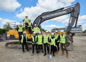 Work starts on speculative scheme in northern Cambridge as transport links set to improve