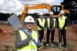 Construction gets underway on £4.7m Bridge School project